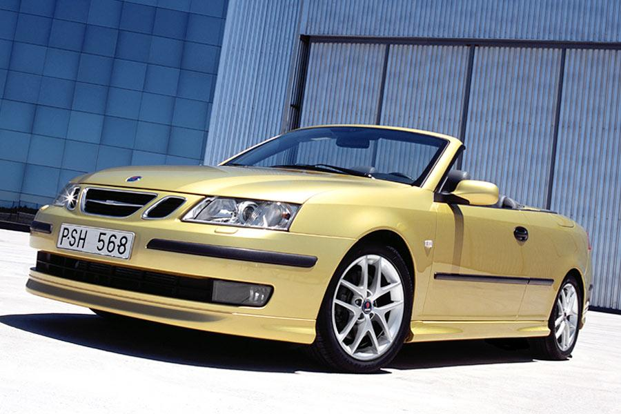 2004 Saab 9-3 Photo 5 of 6