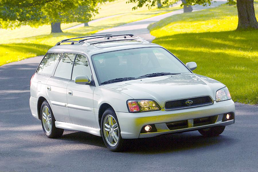 2004 Subaru Legacy Photo 2 of 5