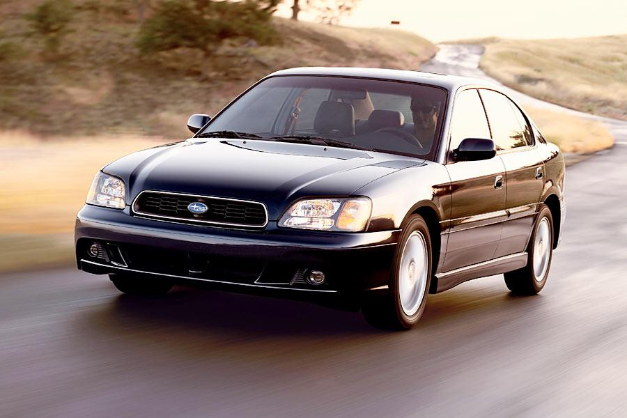 2004 Subaru Legacy Photo 1 of 5