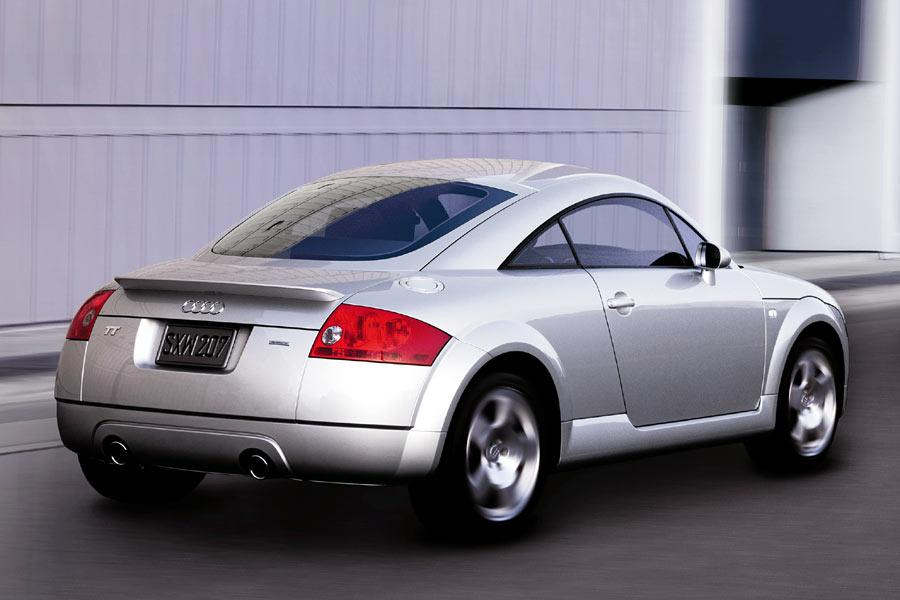 Audi tt quattro convertible review