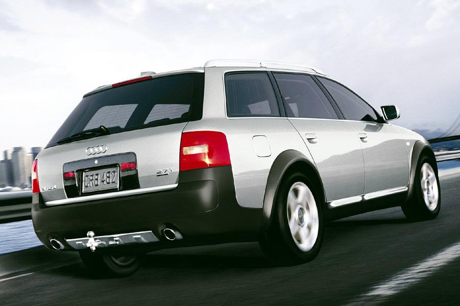 2004 Audi Allroad Overview Cars Com