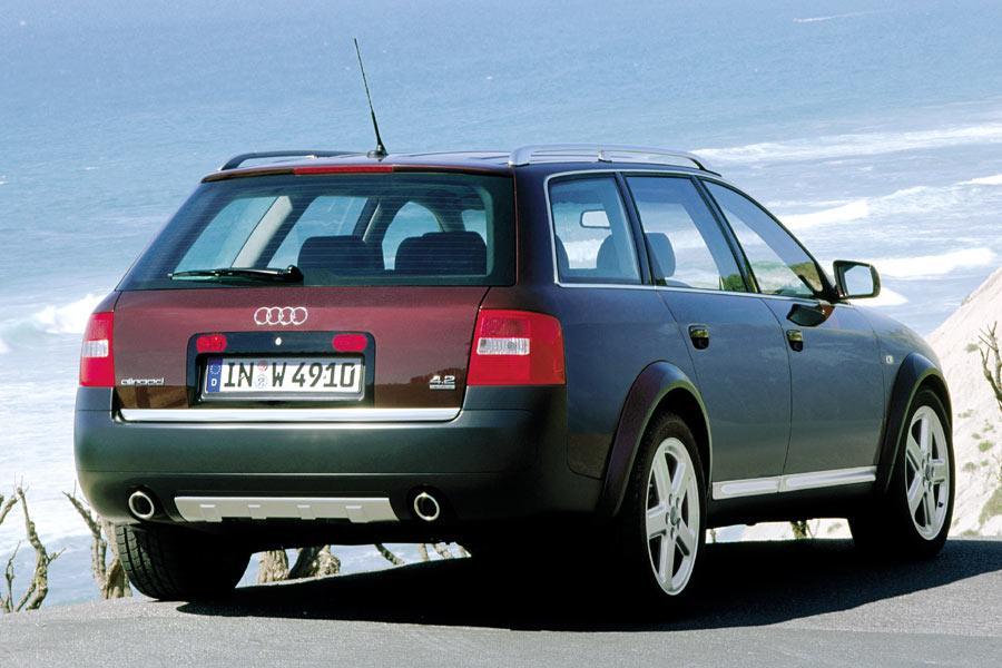 2004 Audi allroad Photo 4 of 7