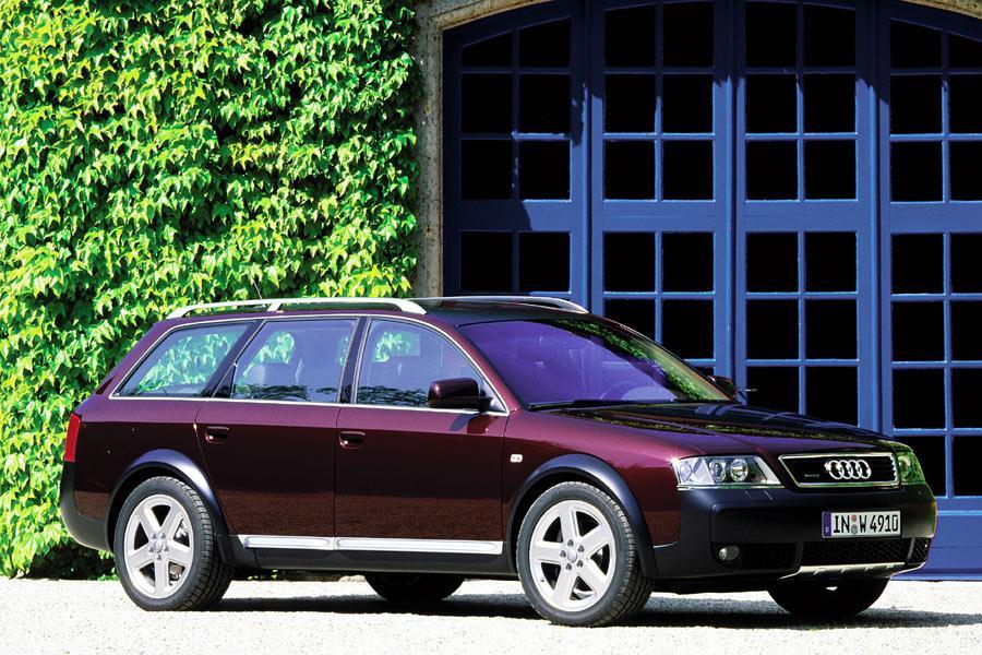2004 Audi allroad Photo 5 of 7
