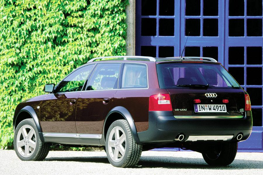 2004 Audi allroad Photo 6 of 7