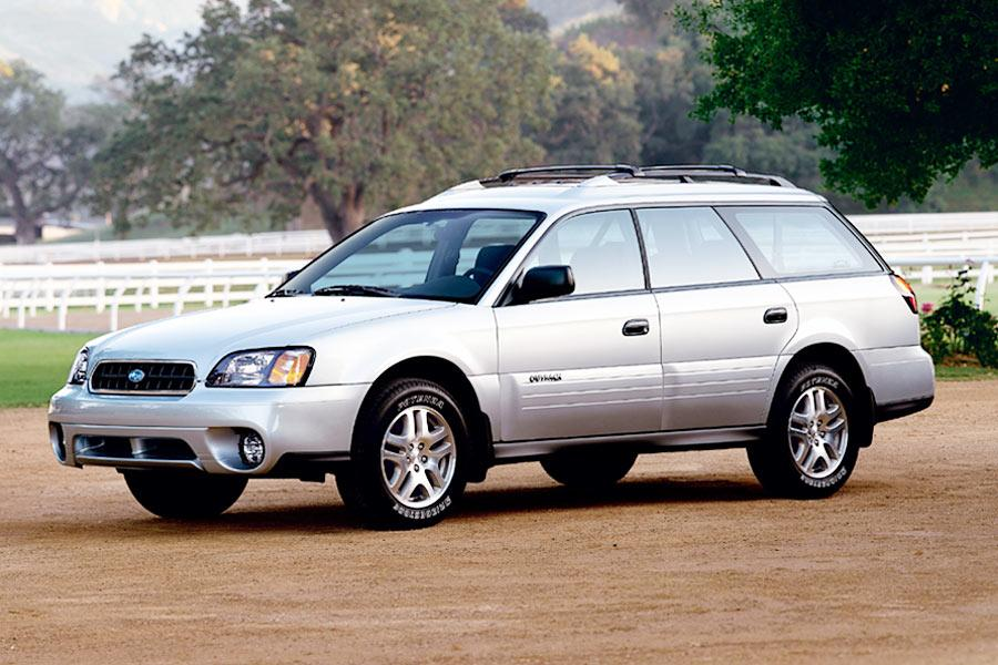 2004 Subaru Outback Photo 1 of 6