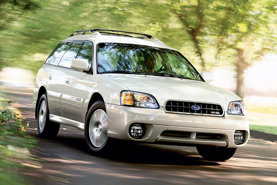 2004 Subaru Outback Photo 3 of 6