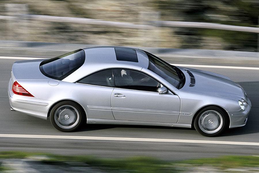 2004 mercedesbenz clclass overview carscom