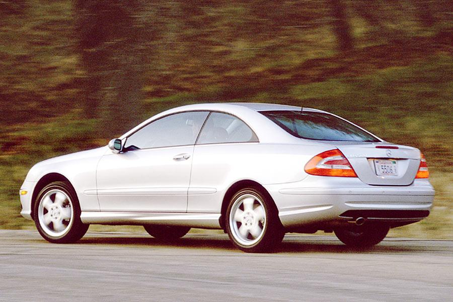 2004 Mercedes-Benz CLK-Class Photo 2 of 6