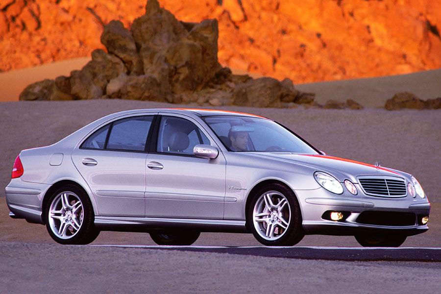 2004 mercedes benz e class overview for 2004 mercedes benz e320 review