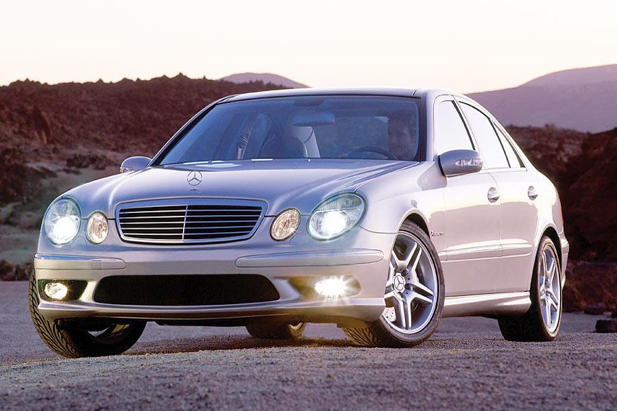 2004 Mercedes-Benz E-Class Photo 4 of 8