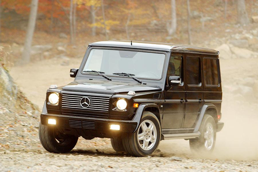 2004 Mercedes-Benz G-Class Photo 2 of 4