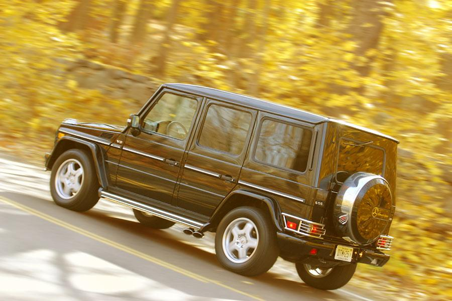 2004 Mercedes-Benz G-Class Photo 3 of 4