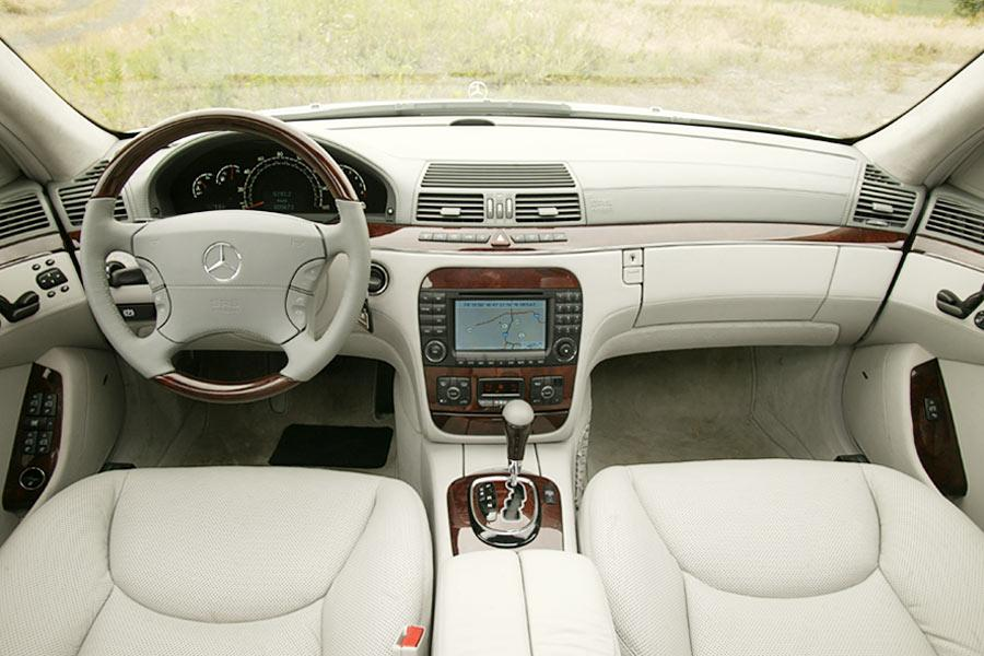 2004 Mercedes-Benz S-Class Photo 6 of 7