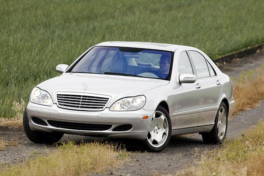 2004 Mercedes-Benz S-Class Photo 2 of 7