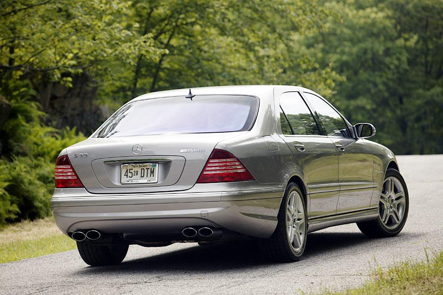 2004 mercedes benz s class overview