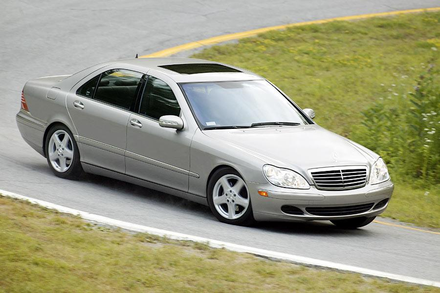 2004 Mercedes-Benz S-Class Photo 4 of 7