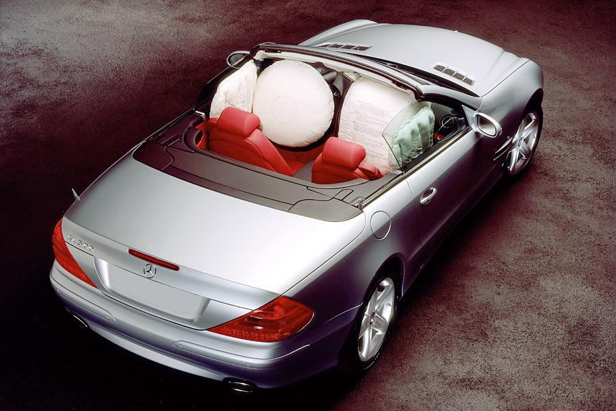 2004 Mercedes-Benz SL-Class Photo 3 of 8