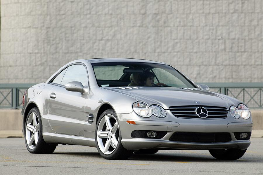 2004 Mercedes-Benz SL-Class Photo 5 of 8