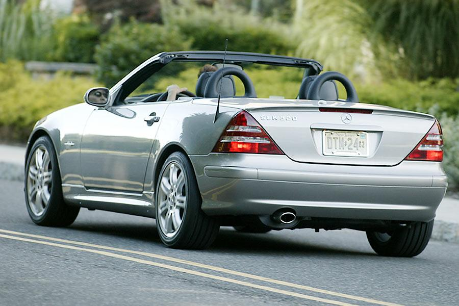 2004 Mercedes Benz Slk Class Overview Cars Com
