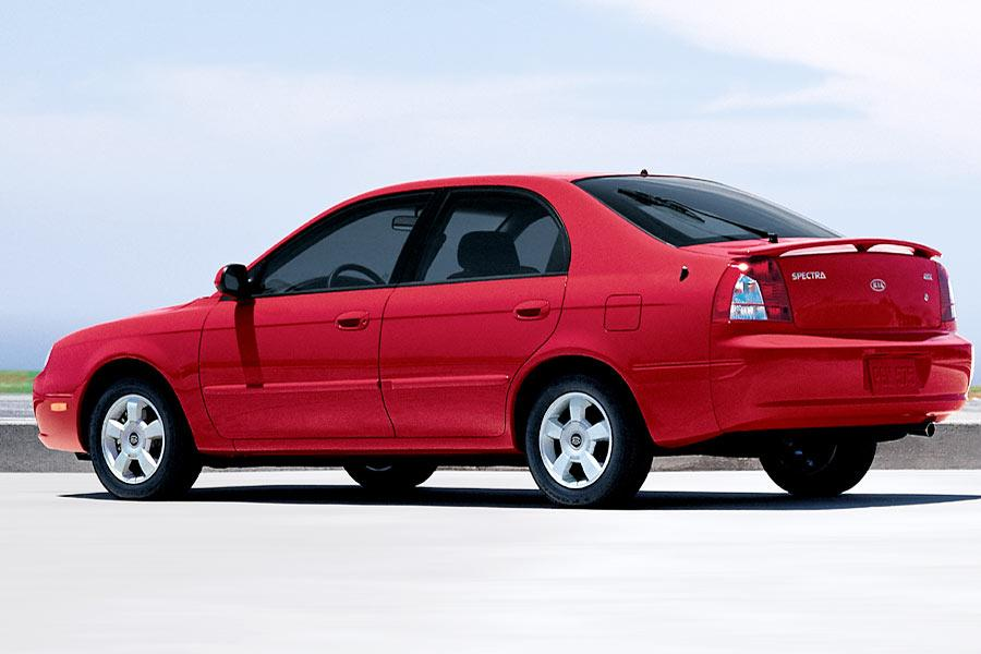 2004 Kia Spectra Reviews, Specs And Prices