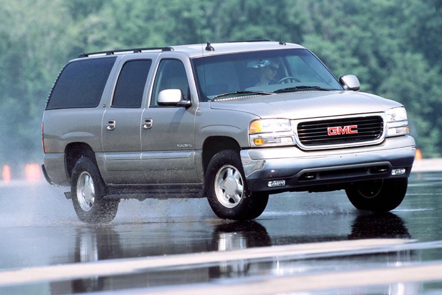 2004 GMC Yukon XL Photo 4 of 6