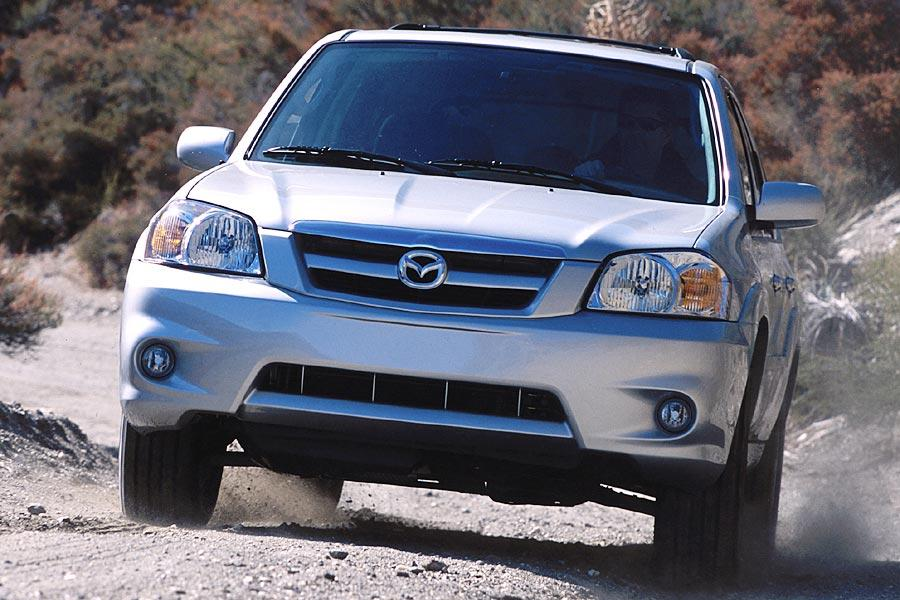2005 Mazda Tribute Photo 2 of 10