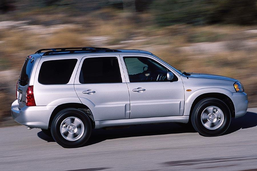 2005 Mazda Tribute Photo 4 of 10