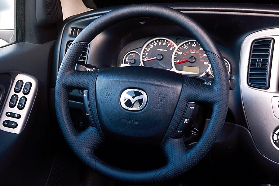 2005 Mazda Tribute Specs Pictures Trims Colors Cars Com