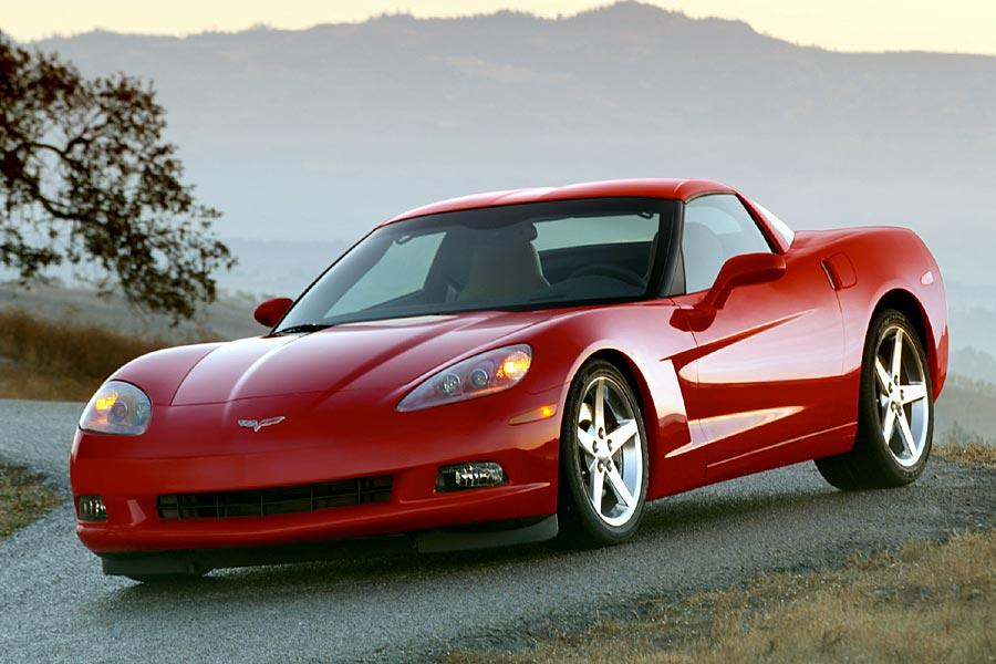 2005 Chevrolet Corvette Overview | Cars.com