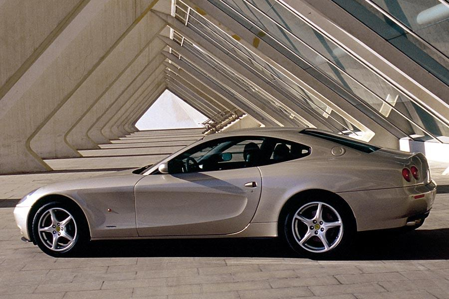 2005 Ferrari 612 Scaglietti Photo 3 of 10