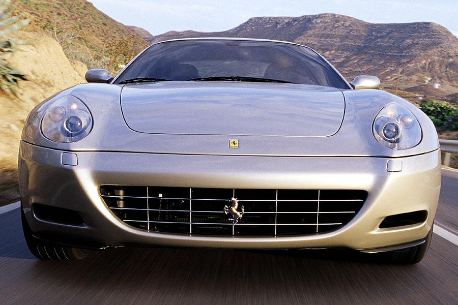 2005 Ferrari 612 Scaglietti Photo 4 of 10