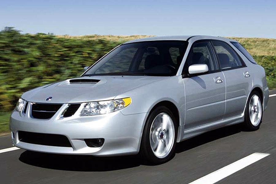 2005 Saab 9-2X Photo 1 of 5