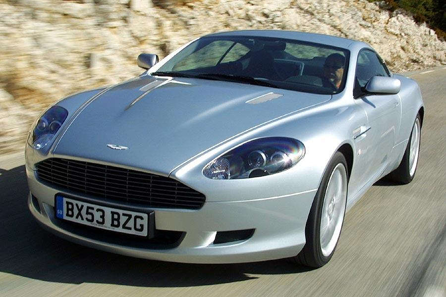 2005 Aston Martin DB9 Photo 1 of 10