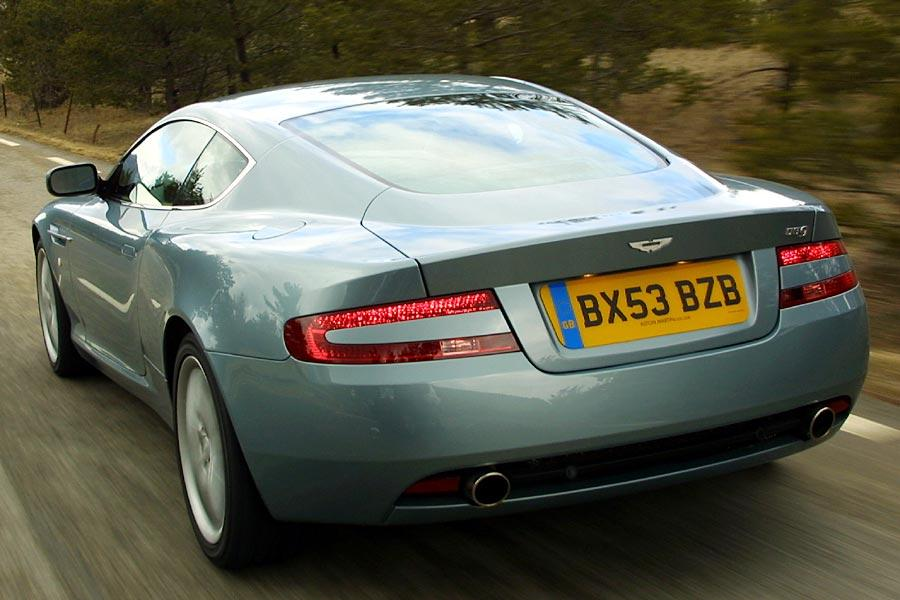 2005 Aston Martin DB9 Photo 2 of 10