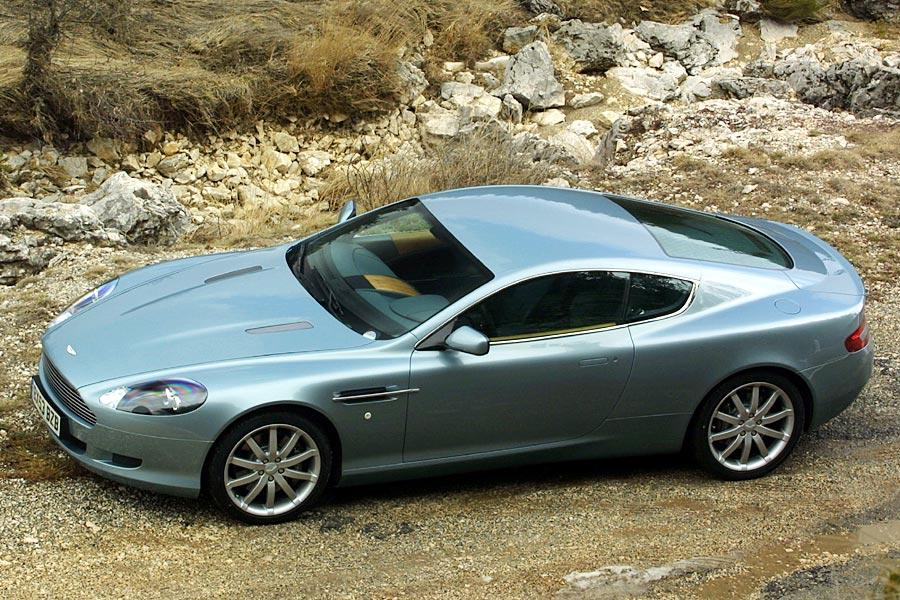 2005 Aston Martin DB9 Photo 3 of 10