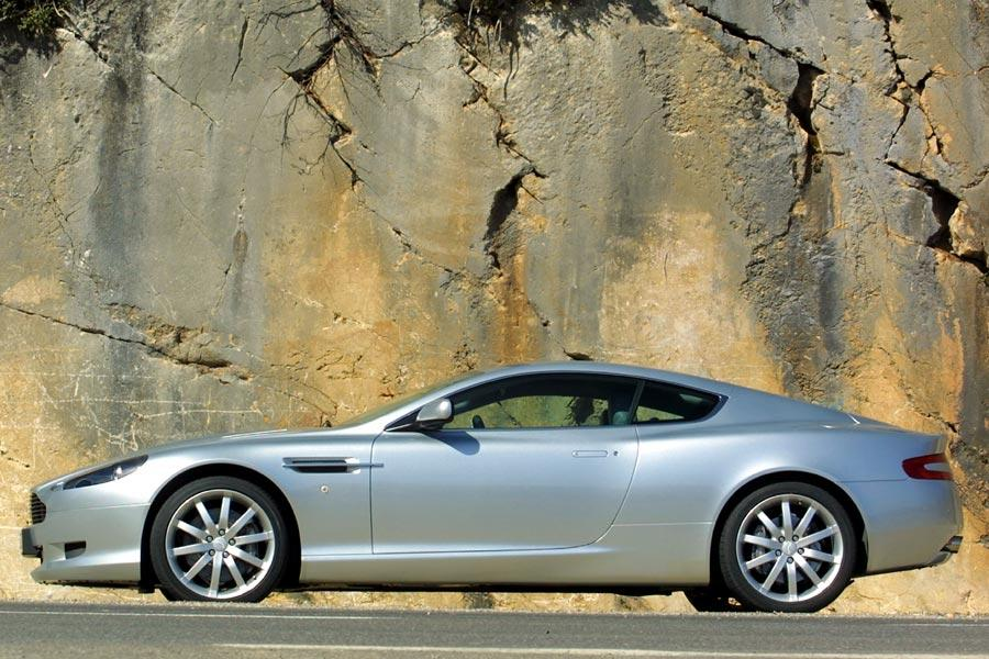 2005 Aston Martin DB9 Photo 5 of 10