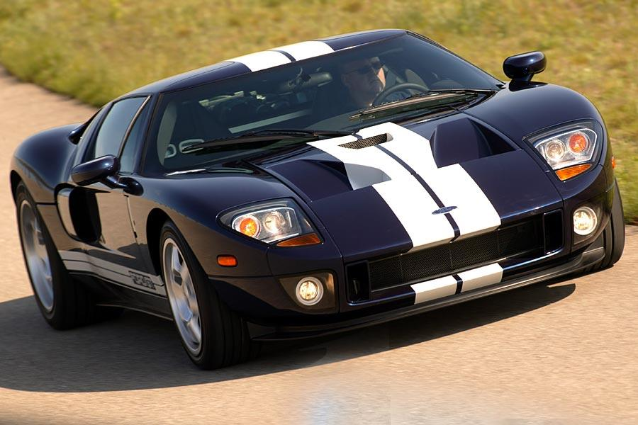 2005 Ford GT Photo 1 of 11