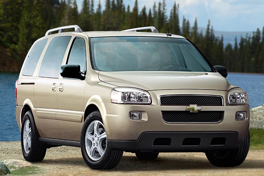 2005 Chevrolet Uplander Photo 3 of 6