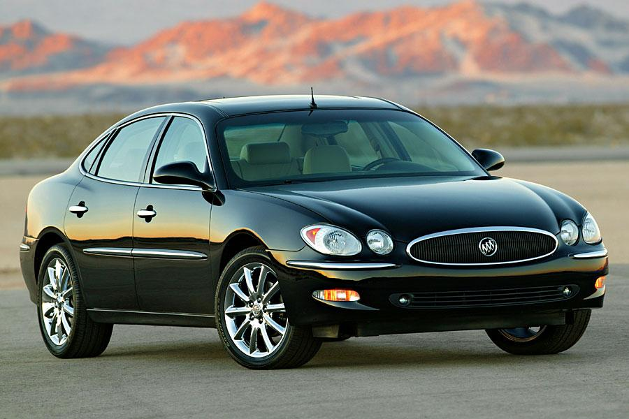 2005 Buick LaCrosse Overview | Cars.com