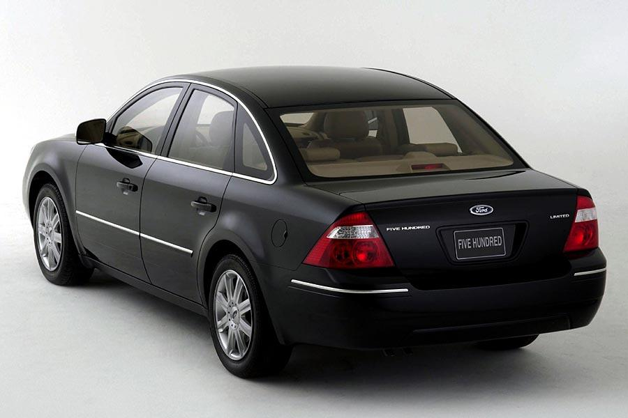 2005 ford five hundred overview. Black Bedroom Furniture Sets. Home Design Ideas