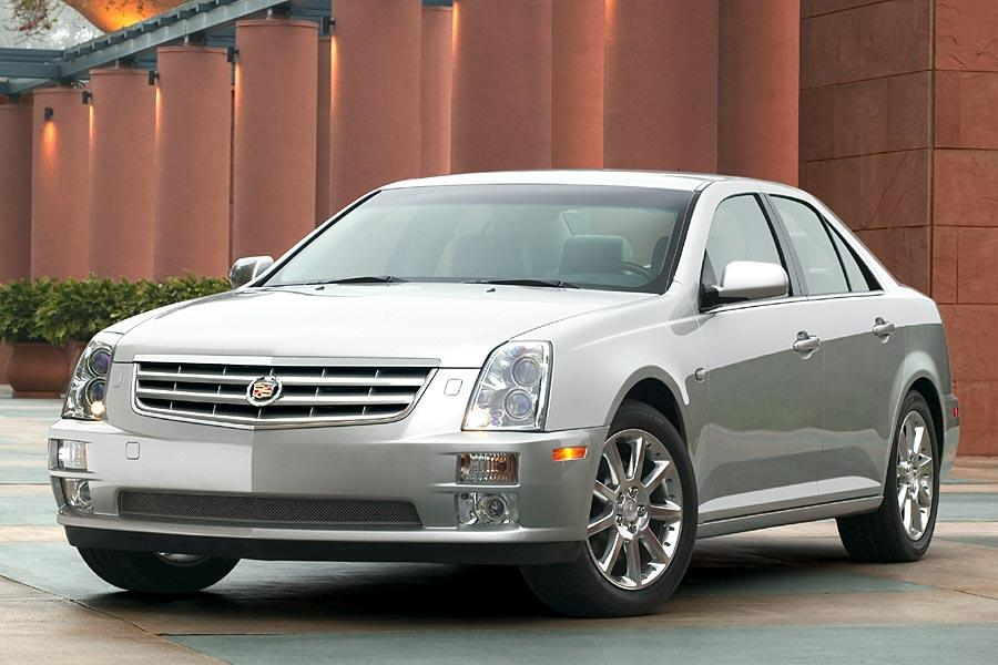 Cadillac Sts Overview Cars Com