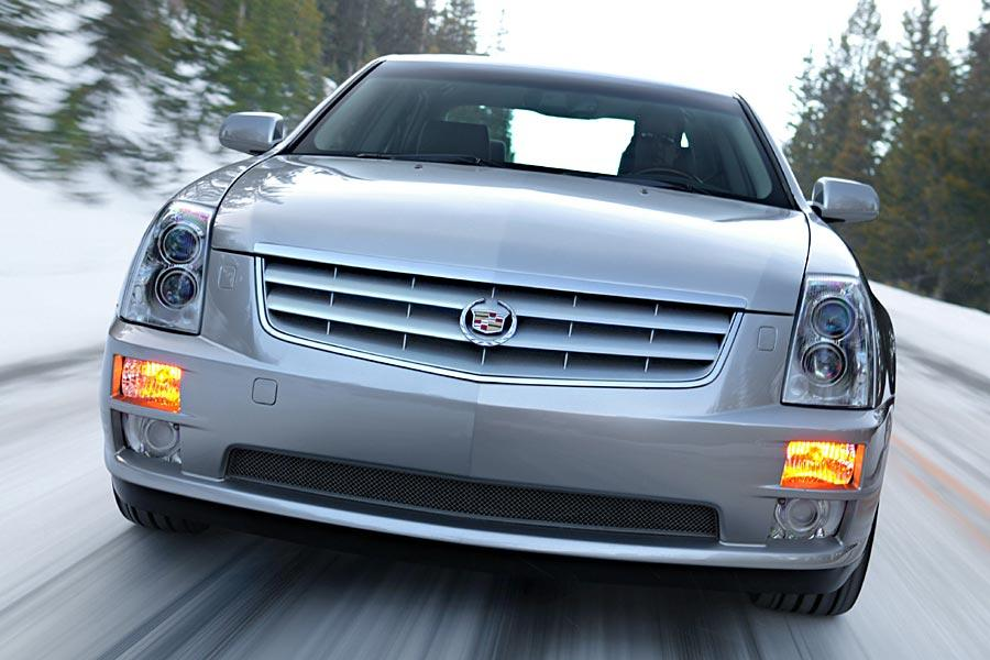 2005 Cadillac STS Photo 4 of 8