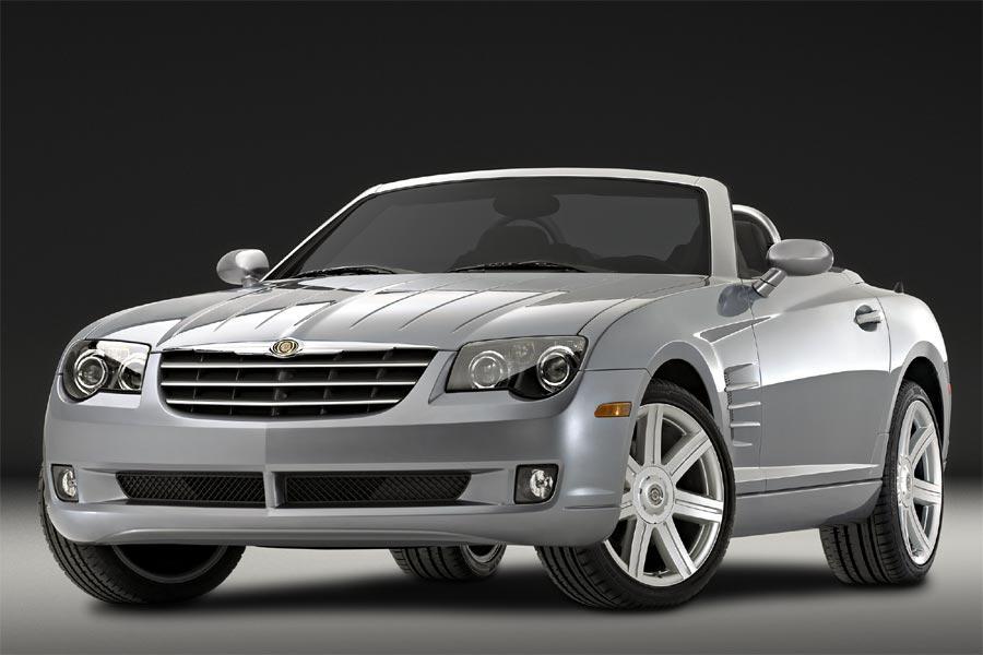 2005 Chrysler Crossfire Photo 1 of 9