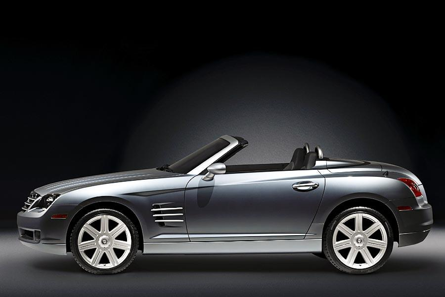 2005 Chrysler Crossfire Photo 3 of 9