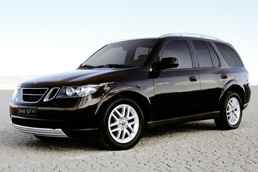 2005 Saab 9 7x Overview Cars Com
