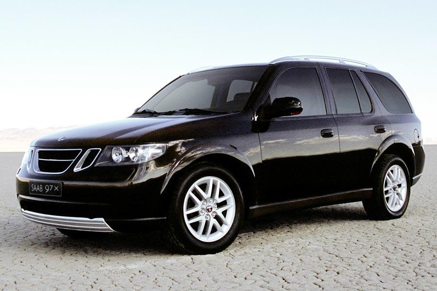 2005 Saab 9-7X Photo 2 of 5