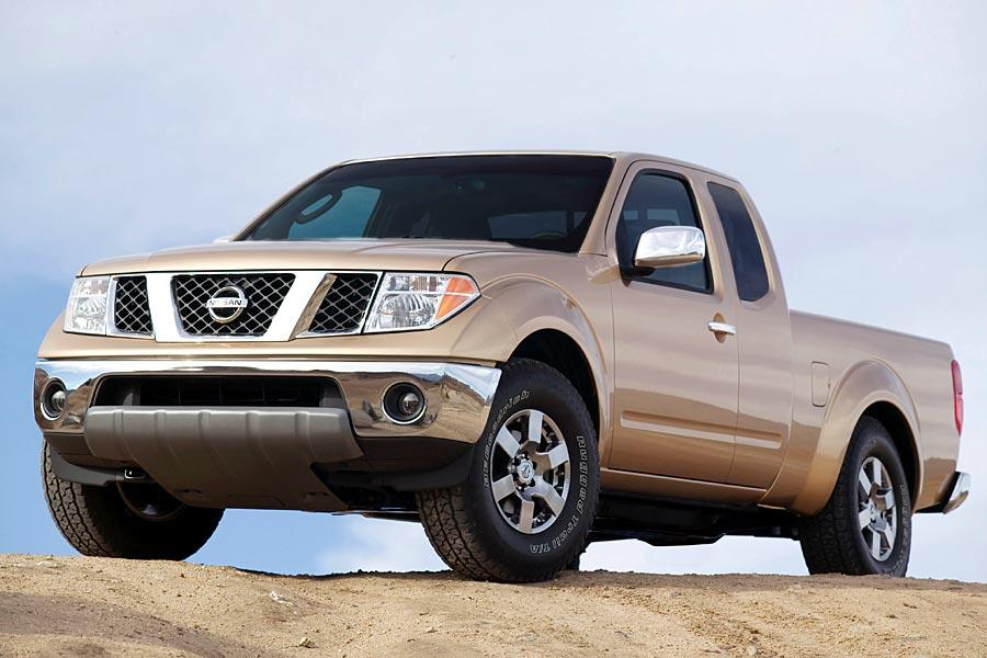 2005 nissan frontier overview. Black Bedroom Furniture Sets. Home Design Ideas