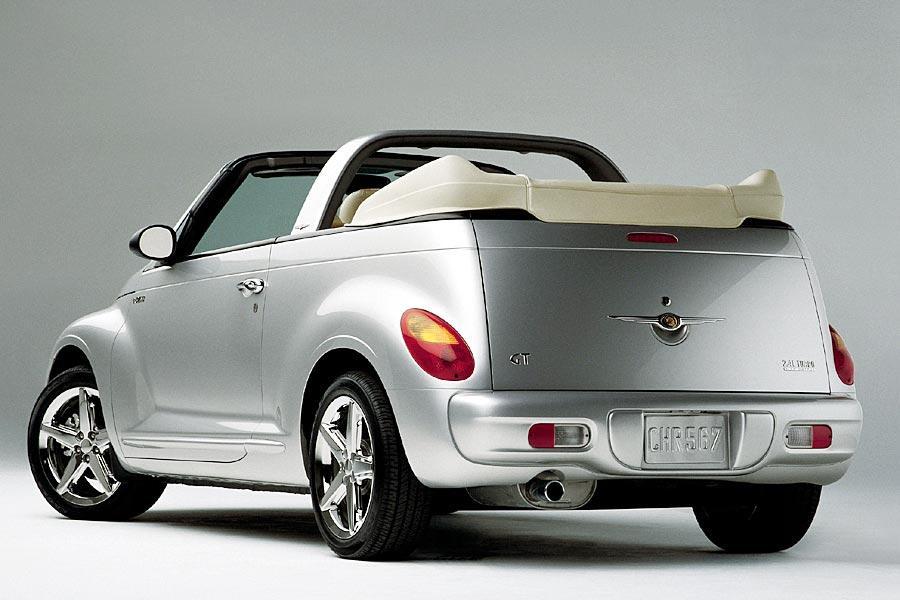 2005 Chrysler PT Cruiser Photo 3 of 5