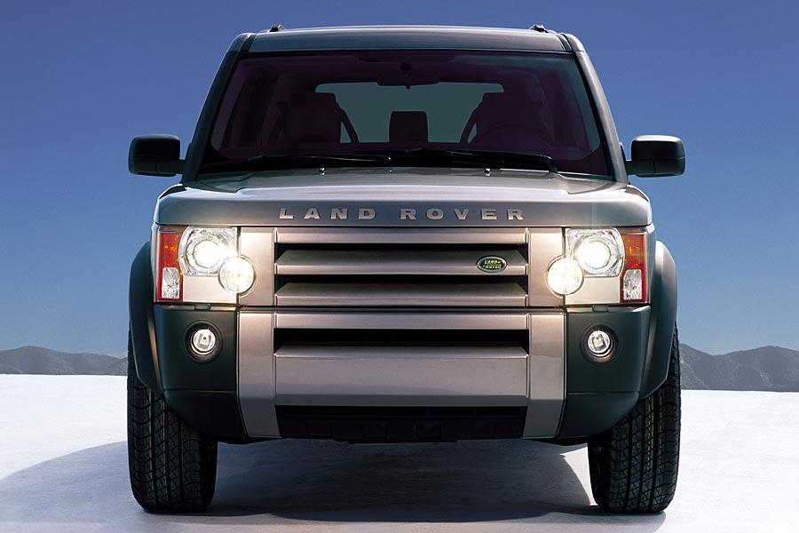 2005 Land Rover LR3 Photo 4 of 10