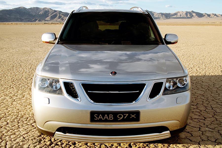 2005 Saab 9-7X Photo 3 of 5